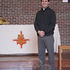 Rob Morris will be inducted as the vicar for Christ the King Lutheran Church on Sunday, January 8.  —Bee Photo, Hicks