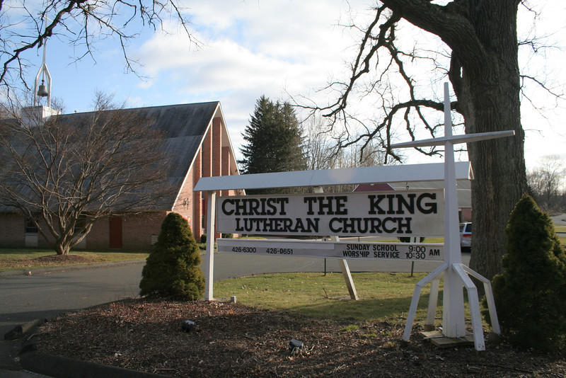 Christ the King Lutheran Church will celebrate the induction of a new vicar on Sunday, January 8, 2011.    —Bee Photo, Hicks