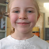 Newtown Bee: Who is someone you love and want for your Valentine this year? Molly Dunn: My daddy.  (Bee Photo, Crevier)