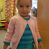 Newtown Bee: With Thanksgiving coming up, what are you thankful for? Rachel Szor: My cousin Lilly.  (Hallabeck photo)
