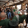 "A St Baldrick's event, during which people lined up to shave their head to show solidarity with — and raise funds for — children with childhood cancer, was held at McGuire's Ale House on Sunday, March 18. Organizers were hoping to raise $30,000 this year. More than 30 people signed up to have their heads shaved.  —Bee Photo, Bobowick<br /> <br /> Read more here:<br /> Going Bald For St Baldrick's Raises Thousands Of Dollars<br />  <a href=""http://newtownbee.com/2012-03-22__17-22-13"">http://newtownbee.com/2012-03-22__17-22-13</a>"