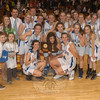"Newtown High School's girls' basketball team won the first state title in the program's his-tory with a 44-42 win over Mercy High School of Middletown at Mohegan Sun Arena in Uncasville on March 16. Members of the Nighthawks celebrated their championship at center court. Pictured are, from left, front: Kerry Scallon and Tressa Scott; middle: TJ and Chloe O'Connell (Coach Jeremy O'Connell's children), Bridget Power, Riley Wurtz, Erin Kenning, Mary Jo Rossi, and Sarah Lynch; back: Assistant Coaches Katy Carbone, Meg Kelley, and Matt Murphy, Kristiana Engler, Assistant coach Sean Colley, Jess Lynch, Maddy Good, Carly Iwanicki, Cassie Ekstrom, Sam Steimle, Kristie VosWinkel, Carly Ferris, and Coach O'Connell.  —Bee Photo, Hutchison<br /> <br /> Read more here:<br /> Nighthawks Cap Run With First State Title<br />  <a href=""http://newtownbee.com/2012-03-22__13-04-20"">http://newtownbee.com/2012-03-22__13-04-20</a>"