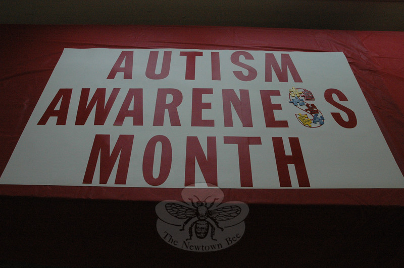 Families United In Newtown is sponsoring a program to promote public awareness of autism.  (Gorosko photo)