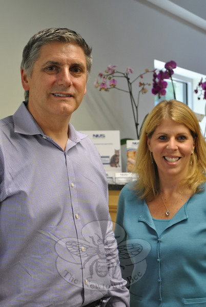 Husband and wife team, Scott Schifilliti and Dr Debra Weisman, are pleased to bring specialty and 24-hour emergency animal care to Newtown. Newtown Veterinary Specialists at 52 Church Hill Road is a team of experienced veterinary specialists, technicians, and support staff providing optimum care for emergency and life-threatening illnesses, beyond what can be provided by primary care veterinarians.   (Crevier photo)