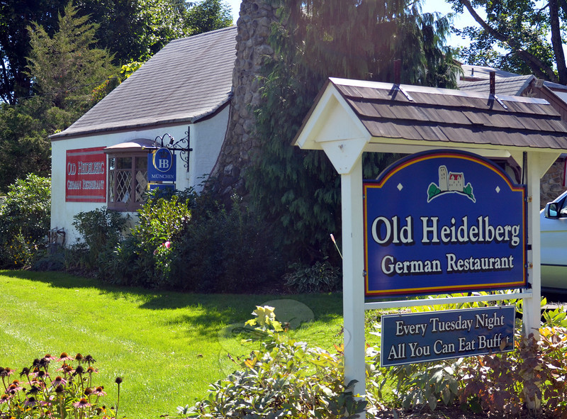 Situated just minutes from Newtown in the Stony Hill section of Bethel is the Old Heidelberg German Restaurant, which will be opening up its three-weekend-long Oktoberfest celebration with authentic German fare, specialty beers, fresh baked pretzels, live music, and activities for the children Friday, September 14.    (Voket photo)