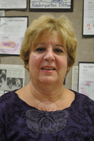 Sandy Hook School kindergarten teacher Janet Vollmer is featured in this week's Snapshot column.  (Crevier photo)