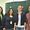 Members of the board for the EverWonder Children's Museum, from left, Karen Smiley, Rebekah Harriman-Stites, Kristin Chiriatti, and Chris Chiriatti are pleased to offer a taste of the proposed museum to children of the community at the weekends-only temporary EverWonder Experience, 31 Peck's Lane.   (Crevier photo)