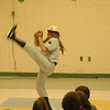 """Storyteller Rochel Coleman visited Sandy Hook School on Wednesday, April 3, to share the story of """"Cool Papa Bell.""""   (Hallabeck photo)"""