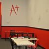 A fun and bright environment at the Newtown Mathnasium in Plaza South invites learning.   (Crevier photo)