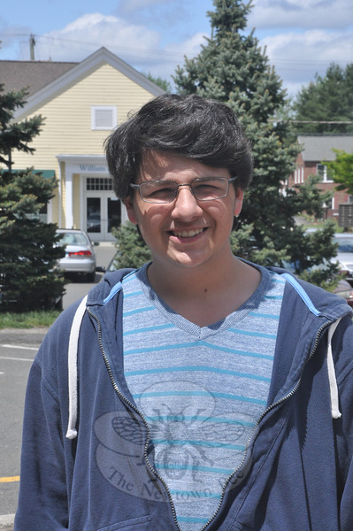 Newtown Bee: What was your first car? Alec Bedini: 2005 Honda CRV.