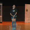 Reed Intermediate School is set to stage its musical production of The Wizard of Oz this weekend, on Friday, May 17, and Saturday, May 18, at 7 pm. Students have been busy after school preparing for the production. Tickets will be sold at the door for $7 each. Reed Intermediate School fifth grade student Kayla Verga rehearsed on Tuesday, May 14, for her school's musical production of The Wizard of Oz. Kayla is playing the part of Dorothy in the production.   (Hallabeck photo)