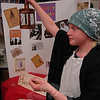 "Middle Gate fourth grader Olivia Buchler represented Harriet Tubman during the Friday, May 3, presentation of the fourth grade Living Biographies project.   (Hallabeck photo)<br /> <br /> PLEASE NOTE: Additional photos from this event, which were presented online in a slideshow, can be viewed here: <a href=""http://newtownbee.smugmug.com/Journalism/Special-Events/Middle-Gate-Fourth-Graders/29586599_dFDHmG#!i=2530690622&k=nKzm7fx"">http://newtownbee.smugmug.com/Journalism/Special-Events/Middle-Gate-Fourth-Graders/29586599_dFDHmG#!i=2530690622&k=nKzm7fx</a>"