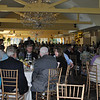 The banquet room at The Waterview in Monroe was overflowing with supporters of Regional Hospice of Western Connecticut on Tuesday, June 8, for the annual fundraiser/thank you breakfast. (Crevier photo)