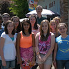 "Newtown Middle School Interact Club members and club advisor Bruce Moulthrop gathered together at The Ice Cream Shop on Church Hill Road after school on Thursday, May 20. The event was a celebration of a year of fundraising and donating to charities. The last two NMS Interact Club fundraising programs were a wristband sale to support the Haitian Health Foundation  <a href=""http://www.haitianhealthfoundation.org"">http://www.haitianhealthfoundation.org</a>), and the Share our Strength initiative to feed hungry students in the United States. The fundraisers, according to Mr Moulthrop, raised $300 each.<br />   (Hallabeck photo)"