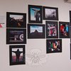 """Photography by Newtown High School student Haley Russo is now hanging at the Danbury Mayor's Office for the photography exhibit """"It Works.""""  (Hallabeck photo)"""