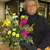 Keeping the eight elements of design in mind, anyone can create a beautiful bouquet, says Judy Grabarz of Newtown Florist.  (Crevier photo)