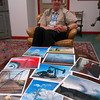 Newtown Middle School technology education teacher Don Ramsey set out for a tornado-chasing adventure during the school district's spring break last week, and found much more during his trip. Mr Ramsey brought back photos to illustrate the stories and history he learned during the trip.  (Hallabeck photo)