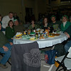 Attendees were mostly dressed in green for the St Rose Irish Cabaret on Saturday, March 13, hosted by the Knights of Columbus. The event cost $25, which included entertainment provided by the band Keltic Kick, coffee and Irish soda bread. Attendees brought in anything else they may have wanted to eat and drink.  (Hallabeck photo)