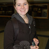 """When asked for this week's Bee Lines """"Does Newtown High School have an American Idol, and if so, who is it?"""" Casey-Rose Kernes said """"Hannah DeFlumeri.""""  (Hallabeck photo)"""