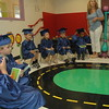 "The Learning Experience, a child development center at Plaza South on South Main Street, held graduation ceremonies for its ""preschool 2"" class students Saturday, June 25. Nine students graduated from the class, of whom seven attended the event. Graduating from the class were Emmanuel Avetisian, Hayden Bobowick, Isabelle Caron, Nicholas D'Amico, Kayden Johnson, Sofia Martinez, Erick McCubbin, Guisseppi Meriano, and Andrew Peterson.  (Gorosko photo)"