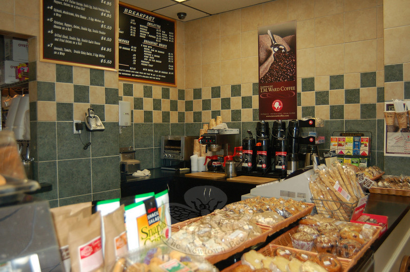 New to the offerings at Newtown Deli & catering this year is a selection of cakes, bars, cookies, muffins, and biscotti from local bakers and from New York City, packaged individually for quick pickup at the register.