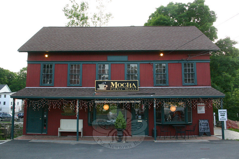 Launched in 2005 by local entrepreneur Michael Palumbo, Mocha Coffeehouse has had a good run at 3 Glen Road in Sandy Hook. It has offered exhibitions of work by local artists, and hosted recycled art competitions, live entertainment, discussion series, political meet & greets, support group meetings, and countless business meetings and social gatherings during its five-year existence. Current owners Rob Kaiser and Scott Wolfman, who took over the business in early 2007, have decided to not renew their lease, which expires on May 31. The business will close its doors for good at the end of the day on Sunday, May 30.  (Hicks photo)