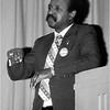 John D. O'Bryant. Boston School Committee member. 1979.