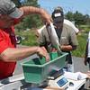 Round Valley Trout Association Tournament Weigh-in