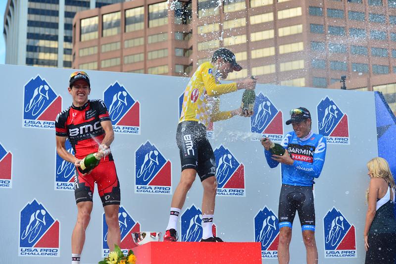 Cycling celebration