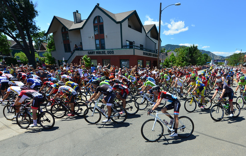 Boulder by Bike