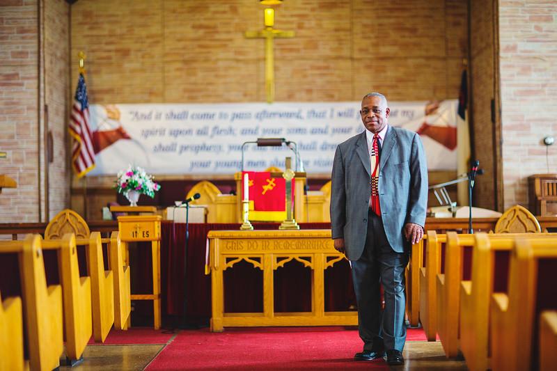 Bishop Karl Jackson