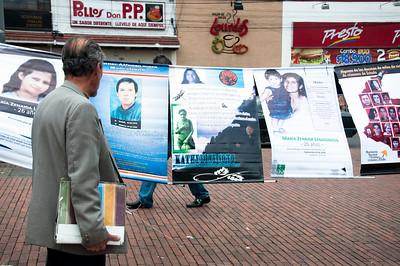 Para los familiares de los desaparecidos es claro que la sociedad colombiana debe conocer la historia del conflicto armado y de sus víctimas.