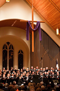 (1) Slug #: W 00018981; (2) Ridgewood, NJ; (3) 03/13/09; (4) Pro Arte Chorale Presents A Tapestr of Love, Life and Song in 2nd Concert of 45th Season at Westside Presbyterian Church; (5) The Pro Arte Chorale, conducted by David Crone, performing its second concert of its 45th Season at the Westside Presbyterian Church in Ridgewood on 3/13/2009; (6) W.H. GRAE for The Ridgewood News