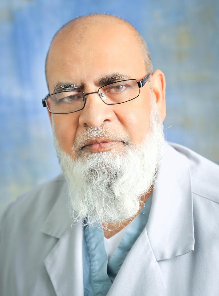 Shahid Ansari, Surgery