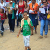 Posteriormente los llevaron a la plaza principal, los forzaron a acostarse boca abajo y posteriormente seleccionaron a 43 campesinos, entre ellos tres menores de edad, los amordazaron y se los llevaron. <br /> <br /> Foto: Alejandro González
