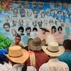 De los 43 desaparecidos solo seis han sido encontrados y no han sido identificados plenamente. De los 60 paramilitares involucrados solo seis han sido condenados. <br /> <br /> Foto: Alejandro González