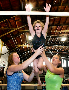 Gymnastics on shaky ground