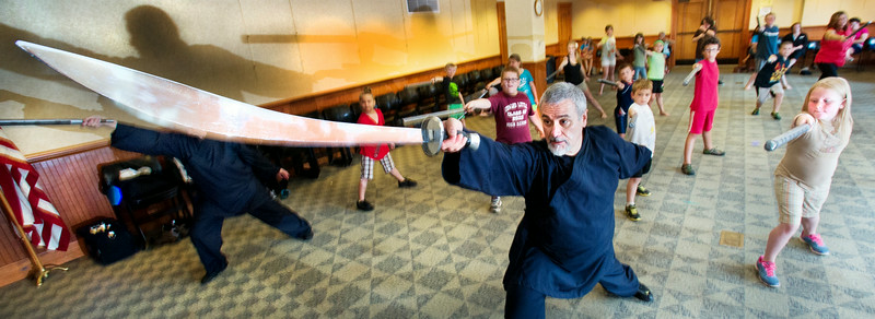 Kung Fu at APL