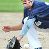 Hall-Dale at Dirigo baseball playoff game