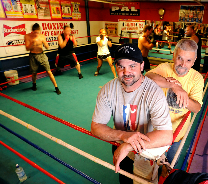 Boxing back in Lewiston