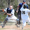 Dirigo at St. Doms baseball