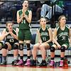 2014 girls Western Maine Class C semifinal basketball between Carrabec and Maranacook