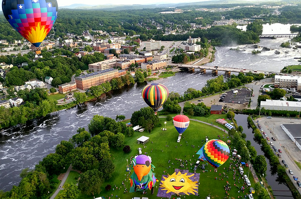 2014 Great Falls Balloon Festival