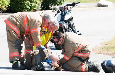 Lewiston motorcycle accident