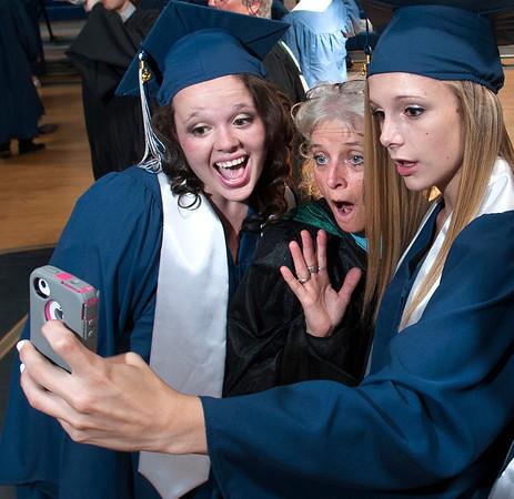 Poland Regional High School graduation