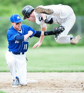 Madison at Saint Dominic Academy baseball playoff game
