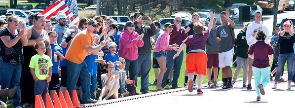 Special Olympics at Bates