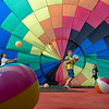 Scenes from Sunday afternoon and evening at the Great Falls Balloon Festival.