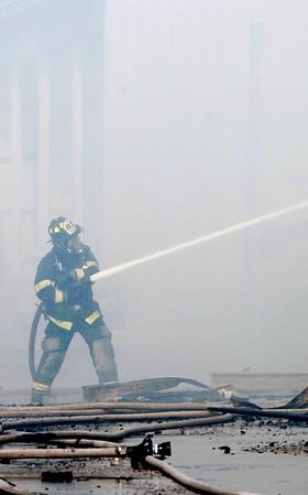 Keiser Industries fire
