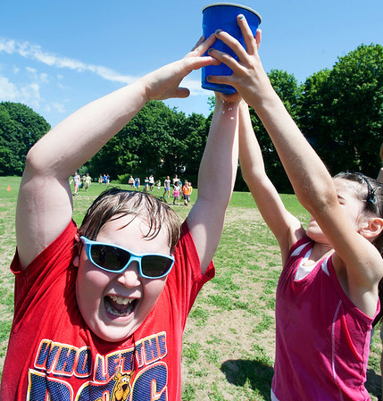Washburn Elementary School Field Day
